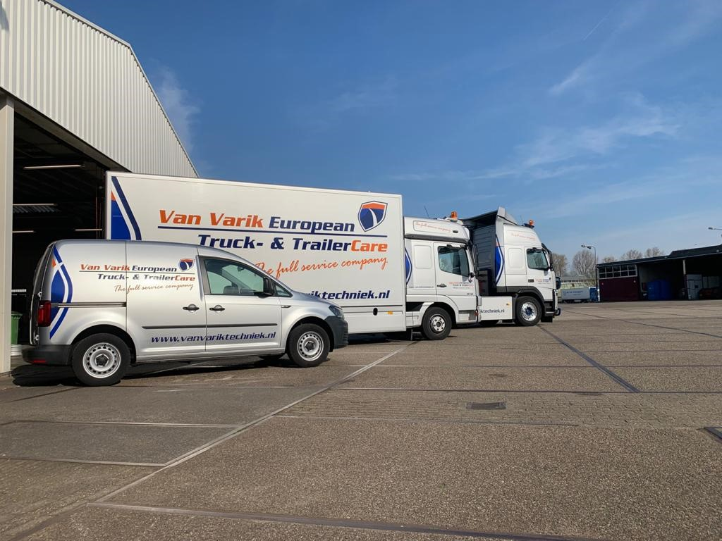 van Varik Truck Trailer Care